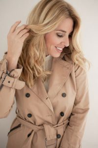 Trench-coat from Off The Rails Fashionista