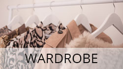 Wardrobe from Off The Rails Fashionista