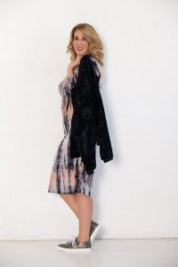 Signature dress from Off The Rails Fashionista