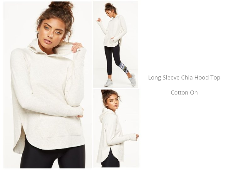 Athleisure from Offtherails