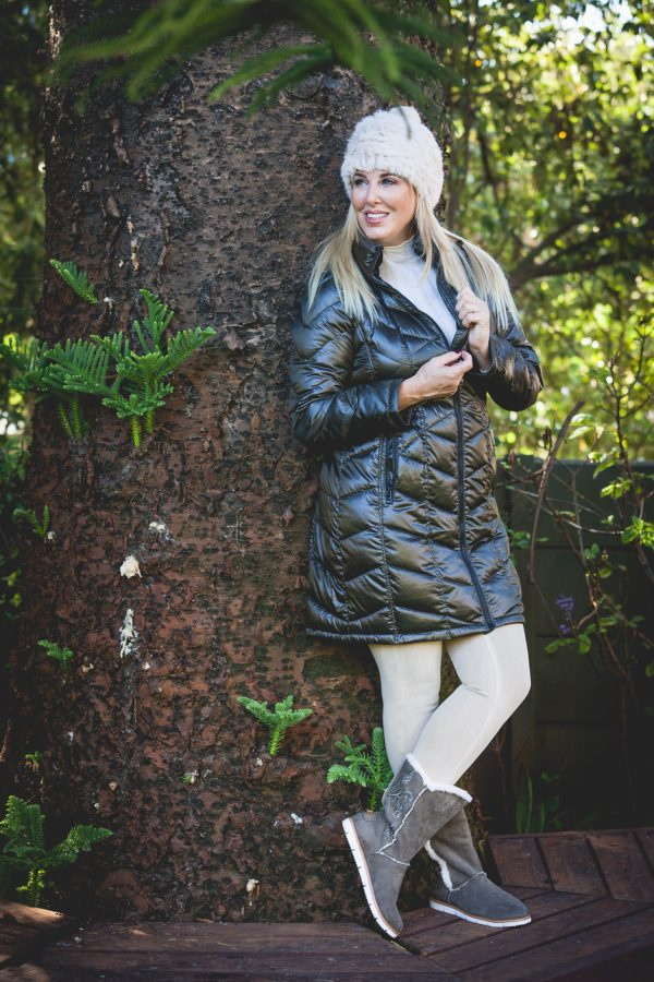 'What I am Wearing' Series - The Puffer from Off The Rails Fashionista