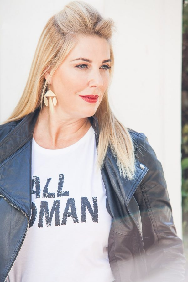 'What I am Wearing' Series - Pretty Edgy from Off The Rails Fashionista