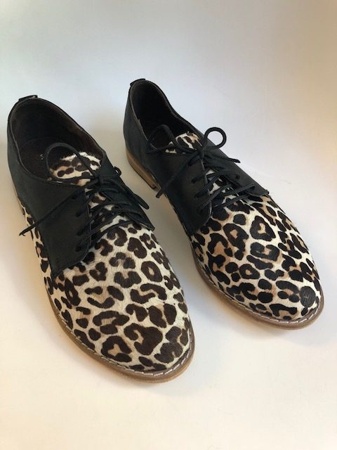 The Classic Leopard print from Off The Rails Fashionista