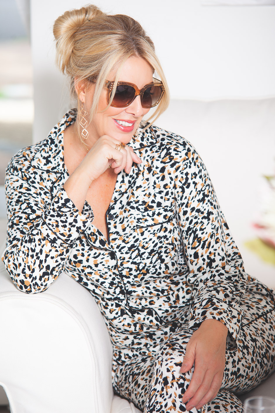 'What I am Wearing' Summer Edition - The Pyjama Trend from Off The Rails Fashionista