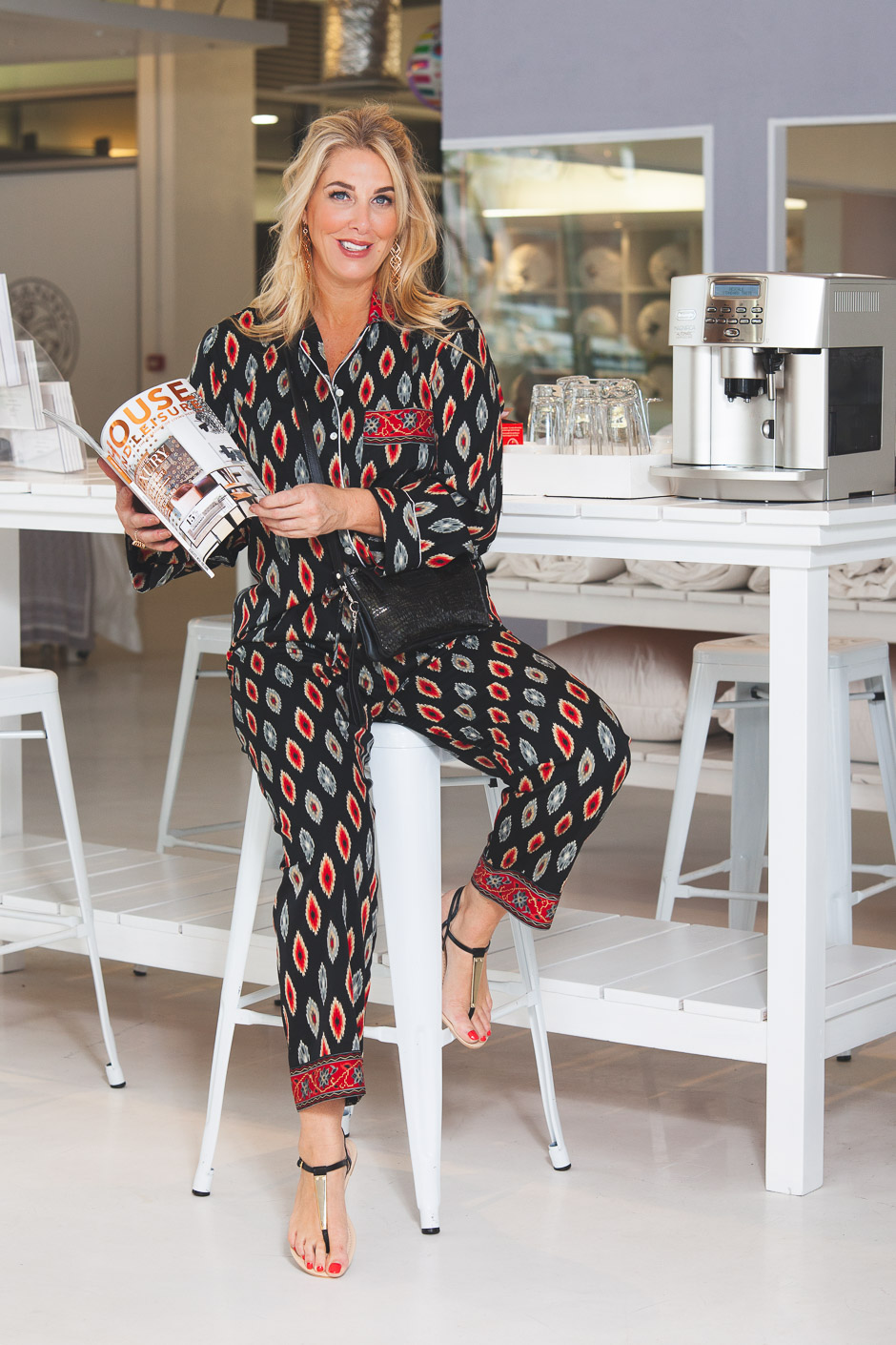 'What I am Wearing' Summer Edition - The Pyjama Trend from Offtherails