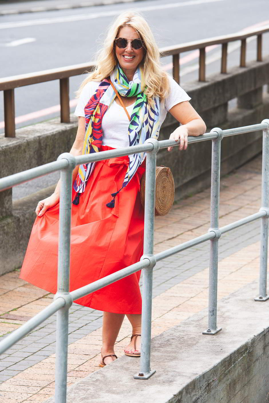 'What I am Wearing' Summer Edition - Orange is the New Black from Off The Rails Fashionista