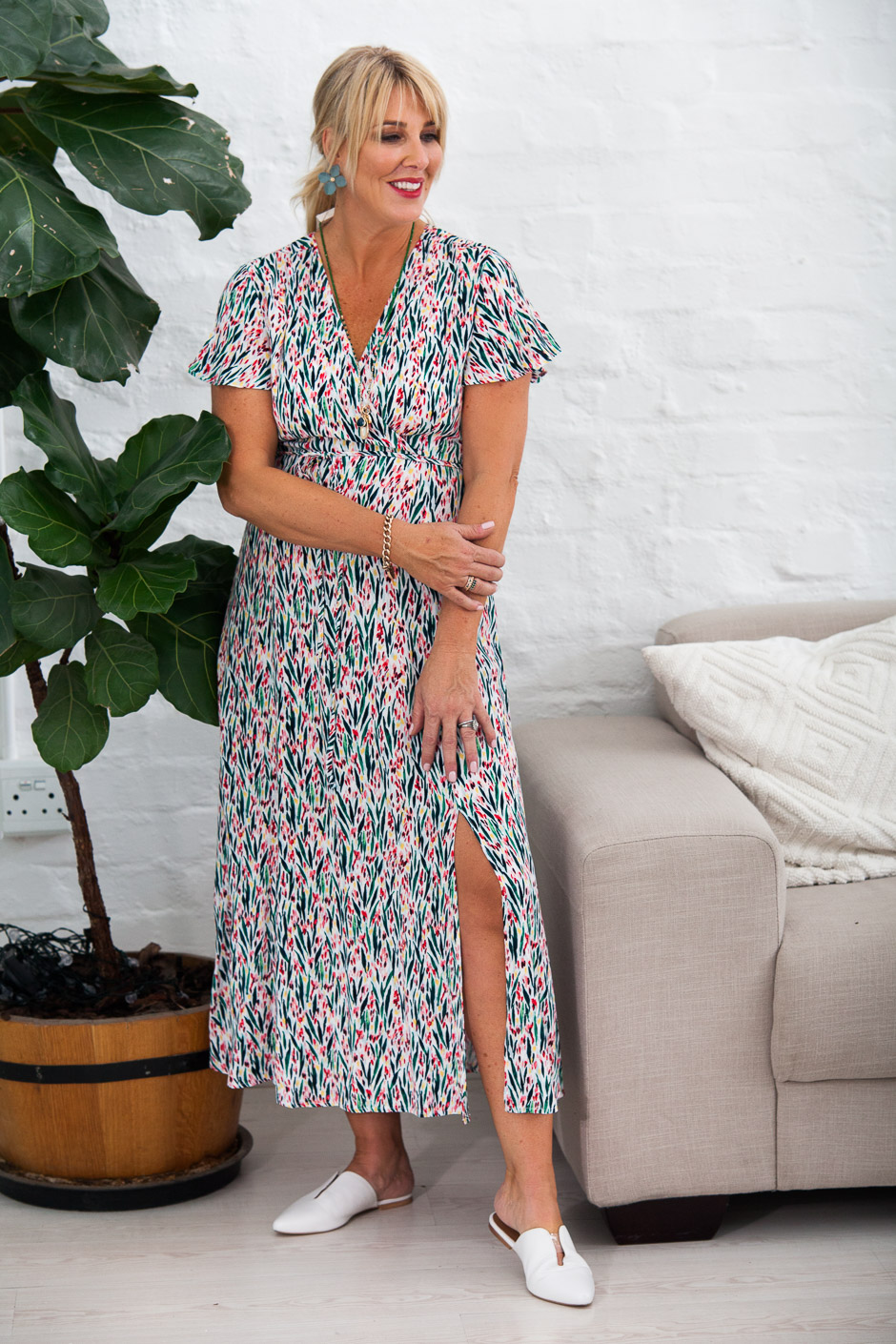 'What I am Wearing' Summer 2019 Edition - Say Yes to a Dress from Off The Rails Fashionista