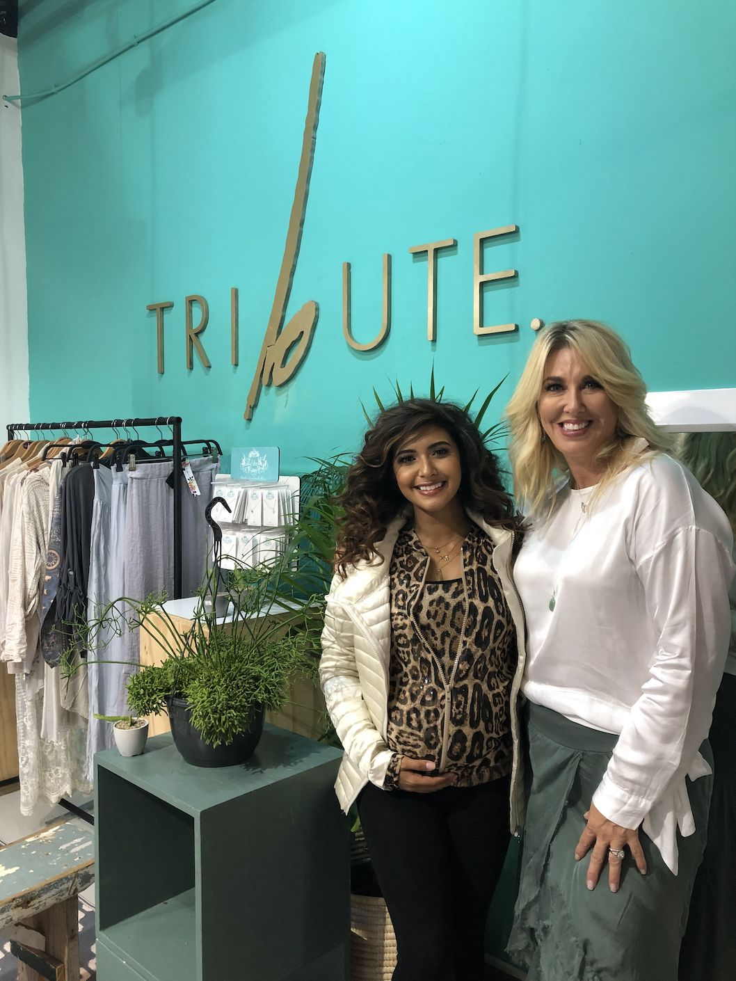 Styling Carishma Basday at Tribute Store from Off The Rails Fashionista