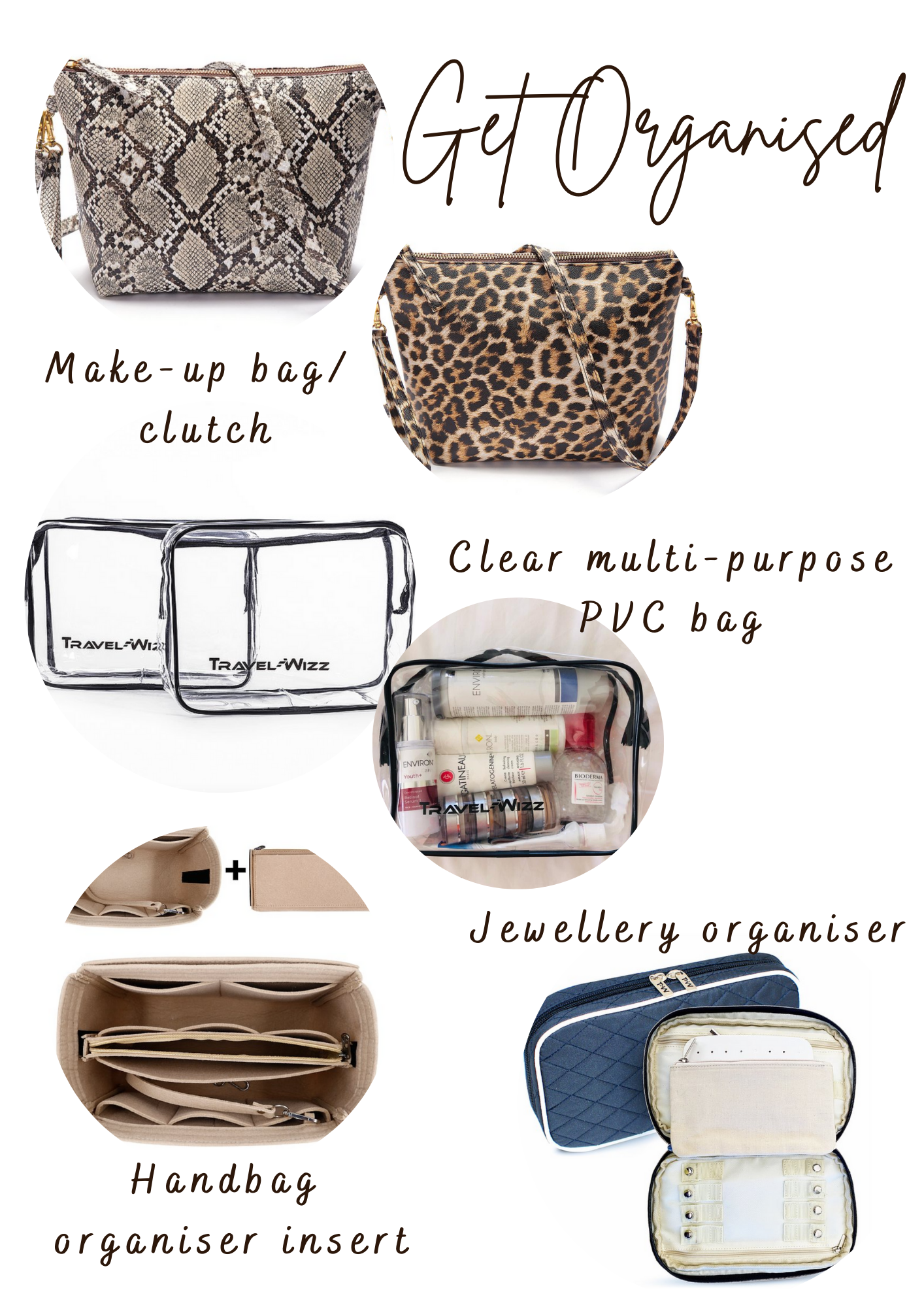 Get Travel Organised in Style from Off The Rails Fashionista