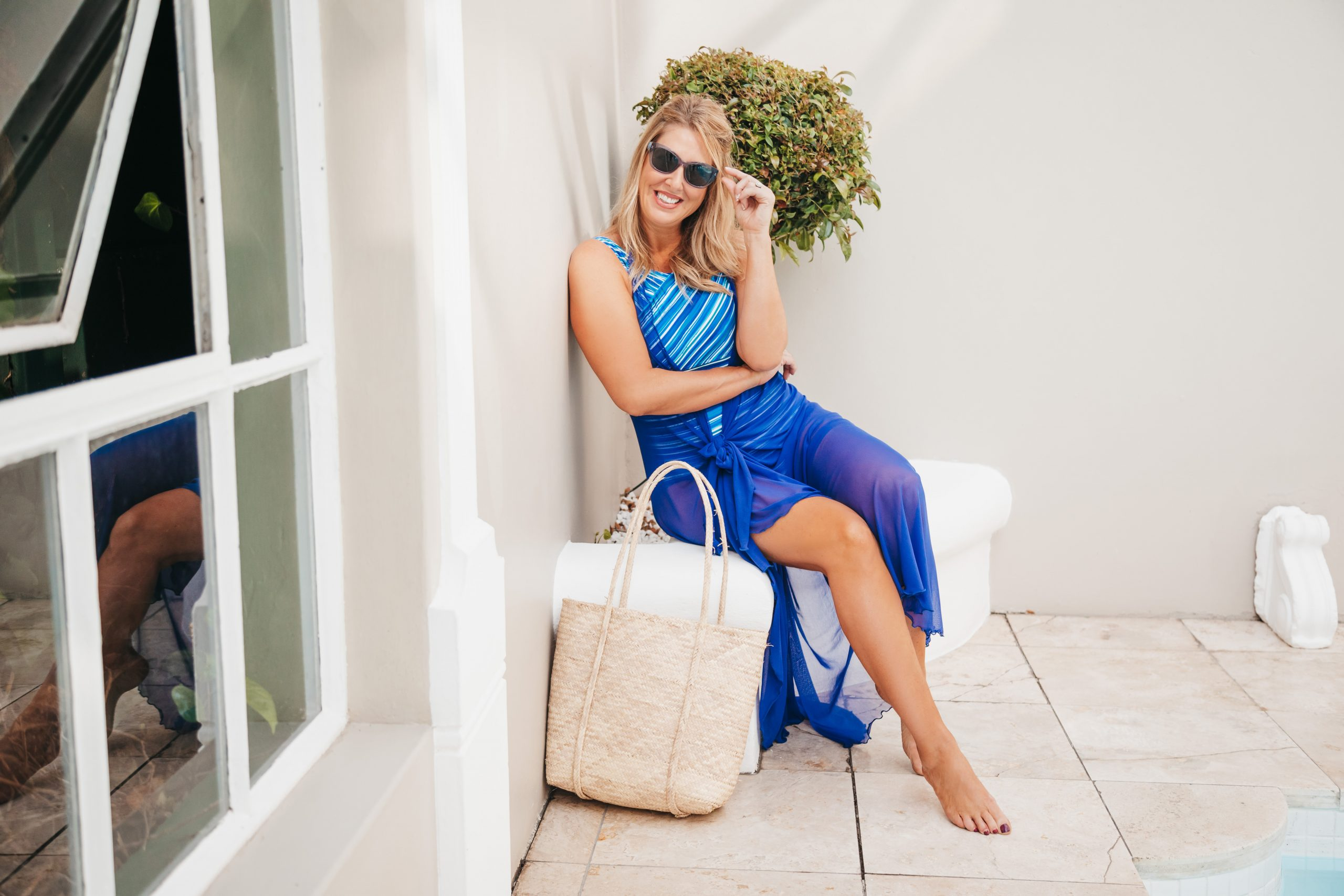 Sun, Sarongs and Swimsuits from Off The Rails Fashionista