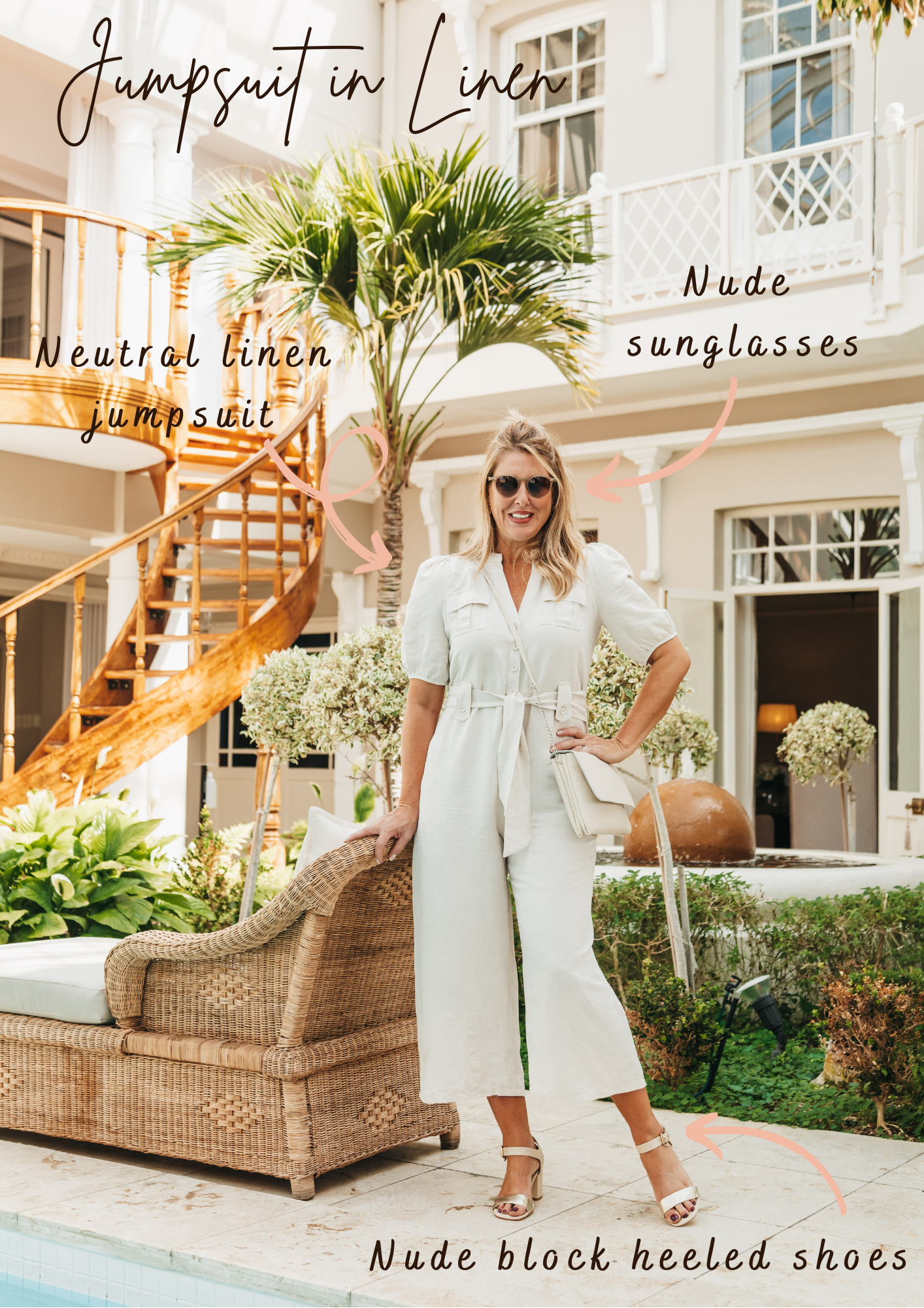 For the Love of Linen from Off The Rails Fashionista