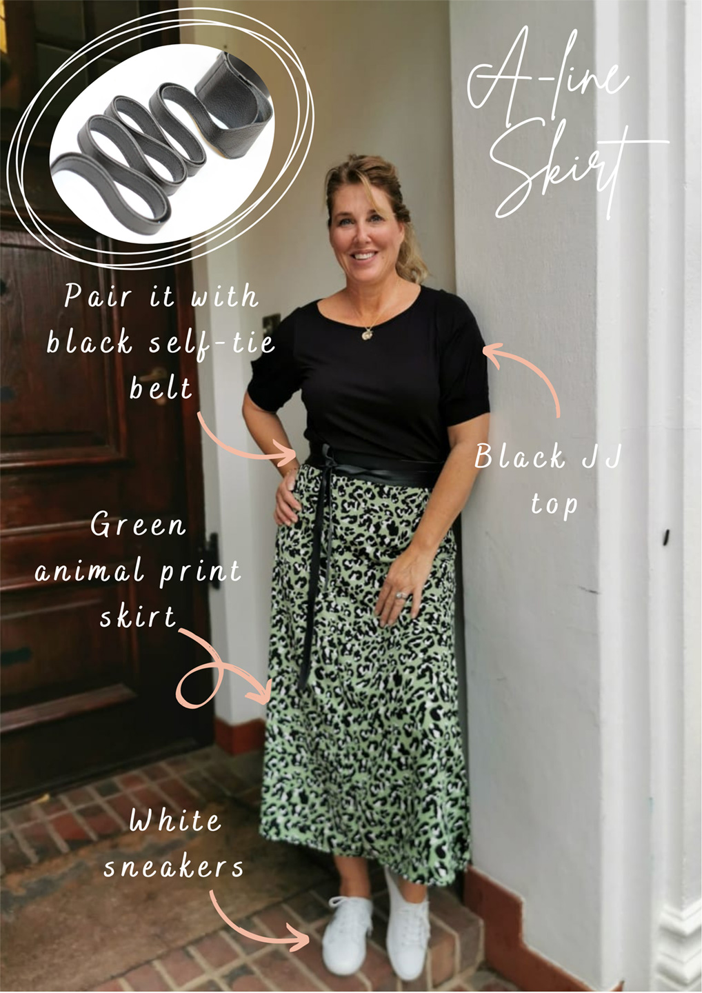 Fun and Flirtatious in Skirts from Off The Rails Fashionista
