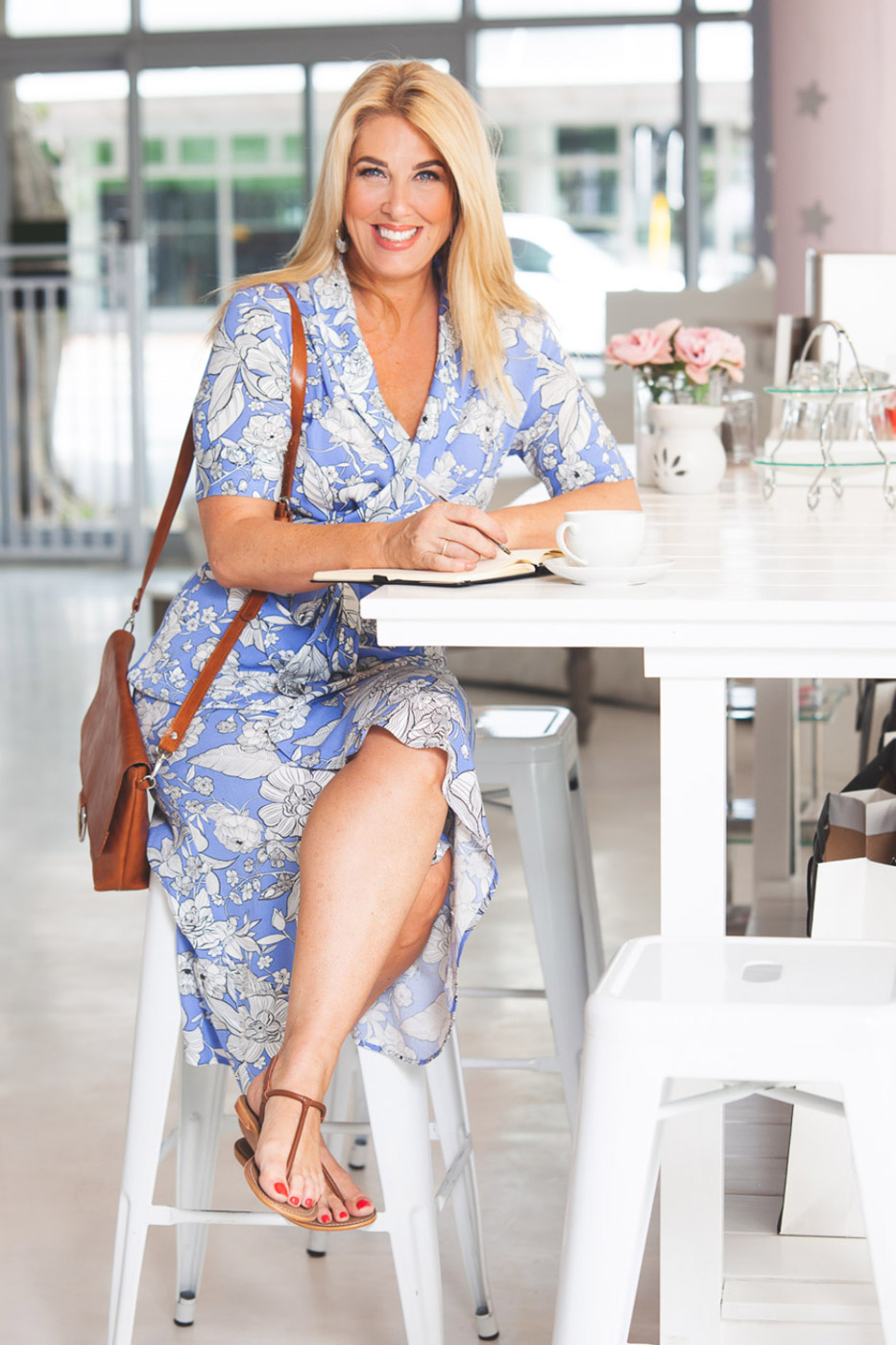 The Wrap Dress from Off The Rails Fashionista