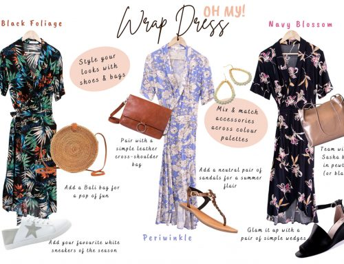 The Wrap Dress