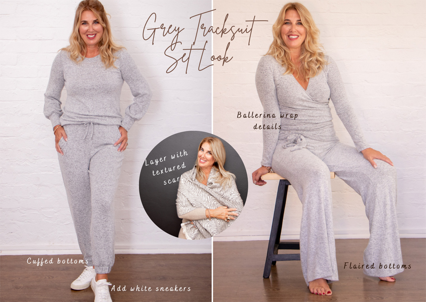 Trackie Vibes from Off The Rails Fashionista