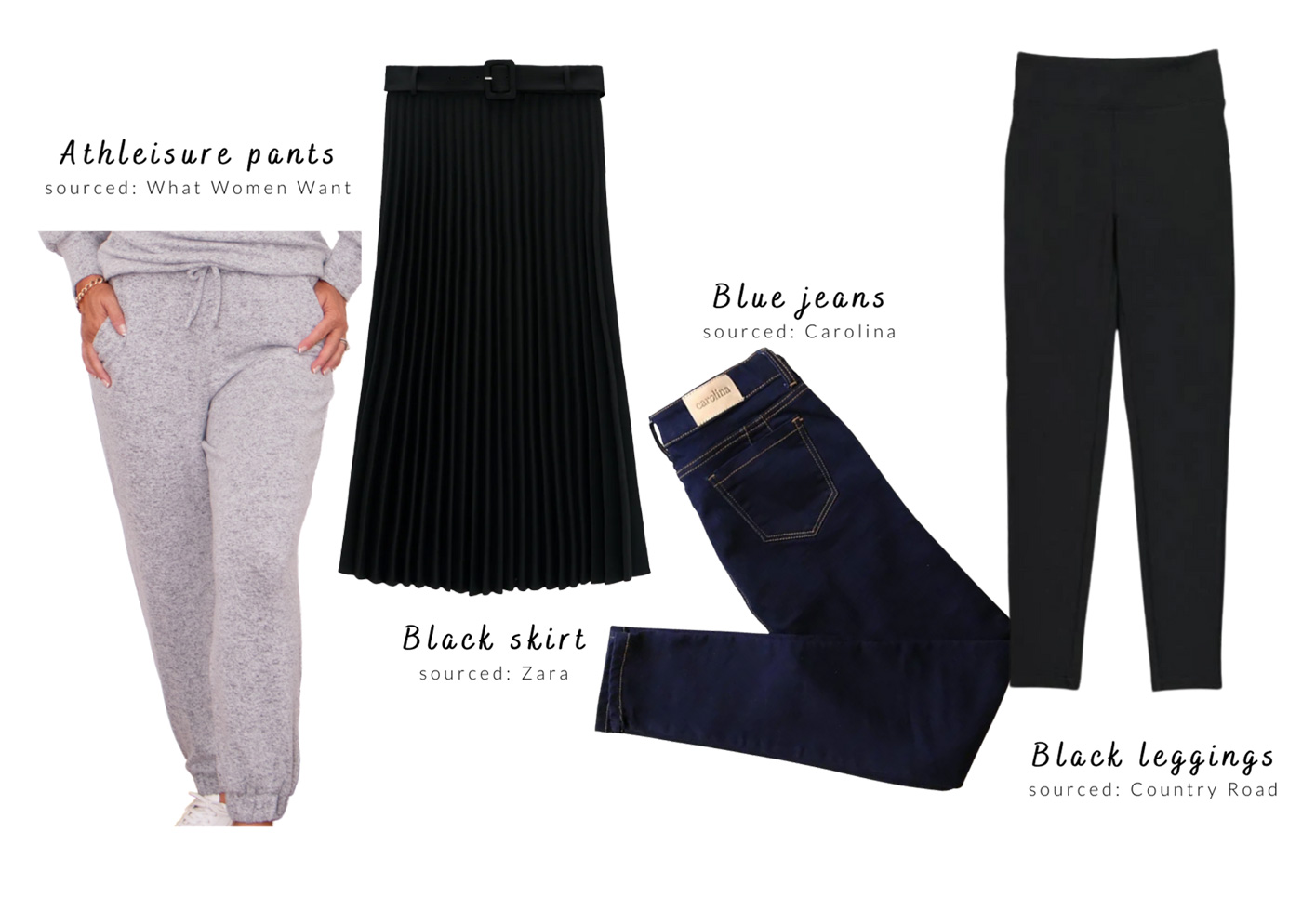 Back to Basics from Off The Rails Fashionista